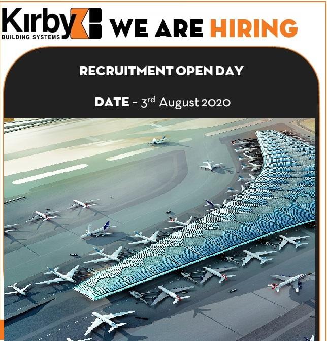 يوم توظيف مفتوح لشركة بمجموعة الغانم الكويتية الاثنين Recruitment Open Day Date 3rd August 2020